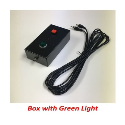 quiz box ECM400 with cord green light
