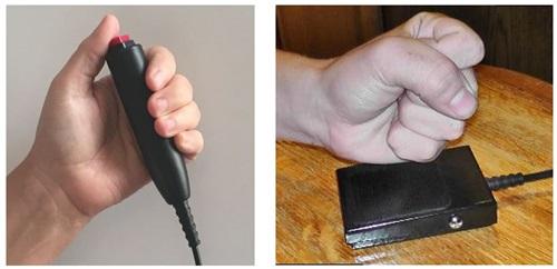 quiz buzzer hand button slap pad family feud