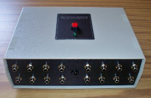 Quiz Controller box 16-player capacity ECM-400