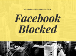 How Do I Unblock a Blocked Facebook User - Step by Step Guide
