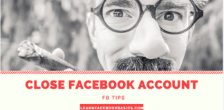 Close Facebook Account | How to Delete My Facebook Account Permanently On Android Device | How to #DeleteFacebook