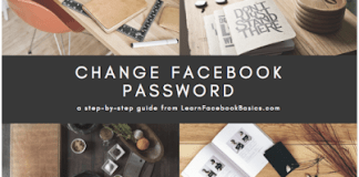 How to Change My Facebook Password Immediately