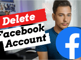 Delete Facebook Account Link Permanently | How to #DeleteFacebook