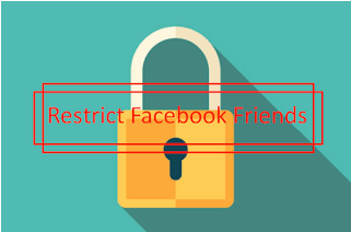 Restricted Friends On Facebook