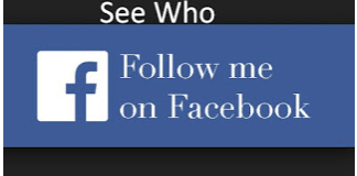 Know Who Follows Me on Facebook