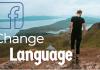 How to Change Facebook Language | Change FB Language