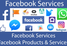 Facebook Services: Facebook Products & Services - FB Services- Tools & Services on FB Homepage