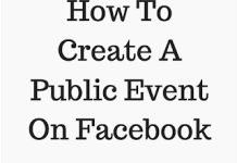 Create poll on my Facebook event | Create my poll on FB event