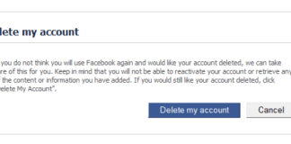 Delete Facebook Account Permanently - Delete My Account Right Now | Delete Facebook Account Link