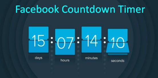 Facebook Countdown Clock - FB Count-down Clock