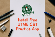 Download & Install Latest JAMB UTME CBT Practice App Free