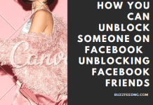 How You Can Unblock Someone on Facebook - Unblocking Facebook Friends