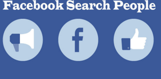 Facebook Search People - Search for Friends & Content