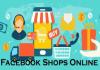 Facebook Shops Online