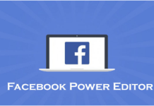 Facebook Power Editor & Facebook Ads Manager
