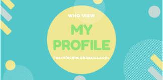 Who Looks at My Facebook Profile? How to Find Out Who Views My Profile On Facebook