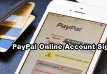 PayPal Online Account Sign Up – How do I Sign Up For a PayPal Account / How to Log in to Your PayPal Account