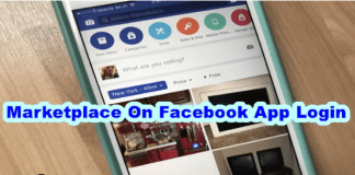 Marketplace On Facebook App Login – Marketplace App Download & Install For Facebook / How to Use The Facebook App
