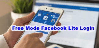 Free Mode Facebook Lite Login – Free Mode Facebook Data / Facebook Free Mode Settings / Download Facebook Lite