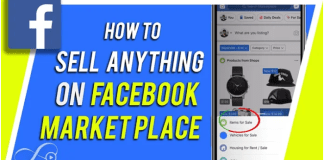 How To Sell On Facebook – Easyway to sell on Facebook / Secret Revealed!