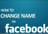 Edit Name on Facebook Profile Account – Change Name on Facebook Profile | Edit Name on Facebook Profile