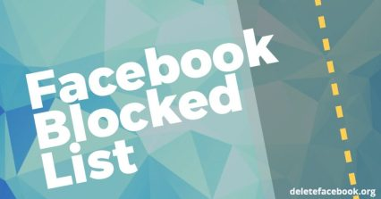 Unblock Person on Facebook: How to Unblock Someone on Facebook
