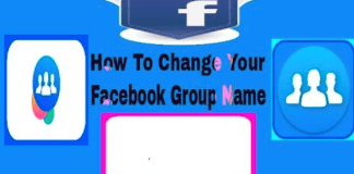 Change A Group Name On Facebook