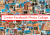 Create A Photo Collage for Facebook