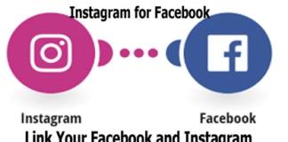 Instagram for Facebook – Link Your Facebook and Instagram
