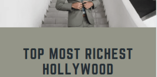 Top Most Richest Hollywood Actors