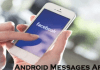 Android Messages App – Facebook Messenger App