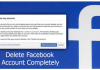 Delete Facebook Account Completely