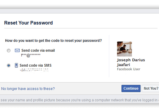 Facebook Recover Password | How to recover your facebook password when you can no longer to login