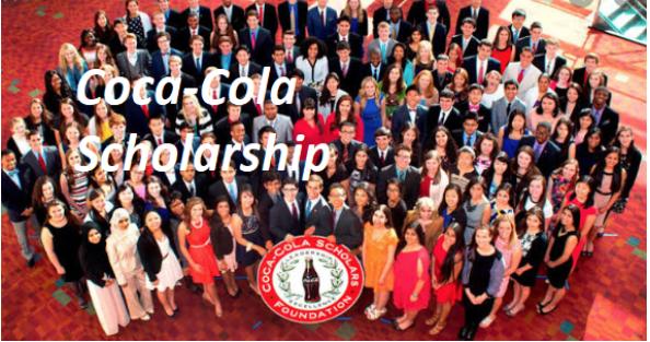 Coca-Cola Scholarship – How to Get Coca-Cola Scholarship | Coca-Cola Scholars Foundation