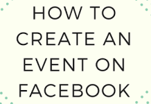 "Have you scrolled through your Facebook and seen ""EVENTS"" and you wondered what it means? We'll tell you. Event on Facebook is a resource that is based on your calendar that notifies you of upcoming events. Now that you have known what an event on Facebook is, let us take you through the steps to Create an Event on Facebook. How to create an Event on Facebook ON YOUR FACEBOOK APPLICATION: Click on the menu button at the top right-hand of your Facebook page Scroll down and click on ""Events"" Click on the blue button at the right-hand bottom corner of the page On the top of the page, tap on the drop-down button to choose between a ""Private"" or ""Public"" event. For ""Private event"" Add photo Add event name Edit the starting date and time, and end date and time to suit you Edit location Edit details Tick or untick the box to allow or disallow your guests to invite friends Add friends to co-host the event by tapping on ""Co-hosts"" Tap on ""Create"" at the bottom of the page to create the event. For ""Public events"" Add photo If you are an admin in any page, you can allow the page to stay as the ""Host"", (the page will automatically appear as host), if you decide otherwise, just tap on ""Host"" to change it to your preference. Fill in the event name, time, location, details, and ticket URL Tap on ""Co-hosts"" to add friends as co-host to the event. Tick and untick the two boxes that says ""Only admins can post to the event wall"" and ""Posts must be approved by admin"" to suit your preference. Hit on ""Publish"" after you are done. Read: How to hide and unhide a Facebook Post How to create a Facebook Account Learn How to Delete Your Facebook Account ON YOUR BROWSER: To create a private or public event: Click on ""Events"" in the left menu of your News Feed. Click on ""Create Event"" in the top right. Click to choose between a private or public event. If you're creating a public event, you can set the event's host as yourself or a page you manage. You're not able to change the privacy settings once you've created the event. Fill in the event name, details, location and time. If you're creating a public event, you can: Add multiple dates and times Select a category for your event Add keywords about your event Add a link to a ticketing website for your event Click Create. After you are done, you will be taken to your event where you can invite guests, upload photos, share posts and edit event details."