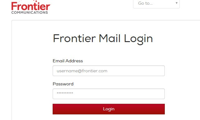 Frontier Mail Setup On iPhone