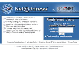 Netaddress Features, Pricing & Speed