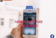 Ways To Get Through To Your Facebook Marketplace Icon on iPhone