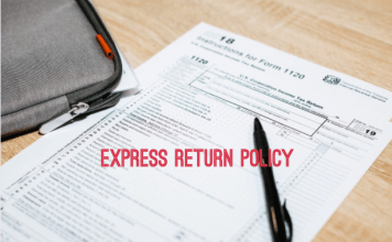 Express Return Policy