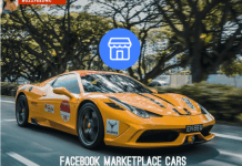 How to Place Facebook Marketplace Cars for Sale for Car Dealers