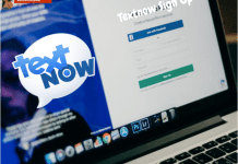 Textnow Sign Up