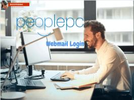PeoplePC Webmail Login