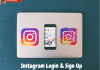 Instagram Login Sign In: How to sign up for Instagram account | How to create an Instagram profile