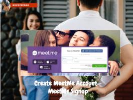 Create MeetMe Account - MeetMe Signup