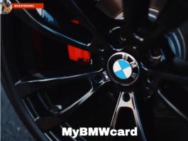 MyBMWcard
