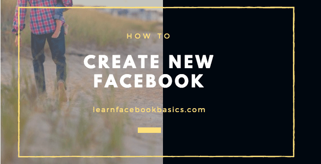 FB Sign up Create New Account