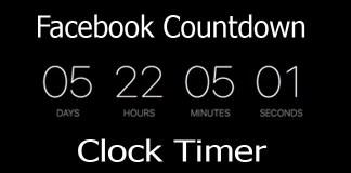 Facebook-Countdown-Clock-Timer