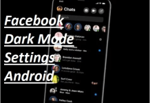 Facebook Dark Mode Settings Android – How to Enable Facebook Dark Mode on Android | Facebook Dark Mode Set in Android