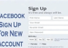 Facebook Social Network – Sign Up Facebook Account