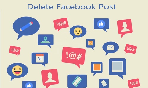 Delete-Facebook-Post